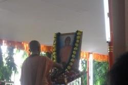 Pranam di Swamiji