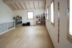 La sala delle pratiche