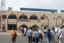 Arrivo a Patna