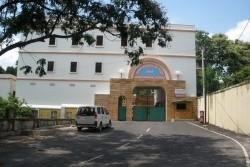 Ingresso della Bihar School of Yoga