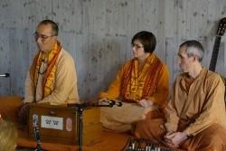 Sannyasin Dayaswarupa, Omprakash e Premadrishti.