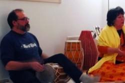 Finalmente un percussionista!